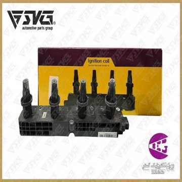کوئل جرقه پژو 206 تیپ5 بهرام الکترونیک
