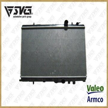 رادیاتور آب آلومینیومی پژو 206 دنده معمولی آرمکو