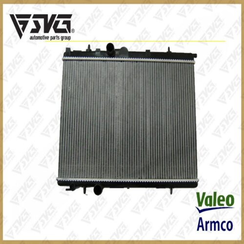 رادیاتور آب پژو 206 ترافیکی دنده معمول درجه 1 آرمکو