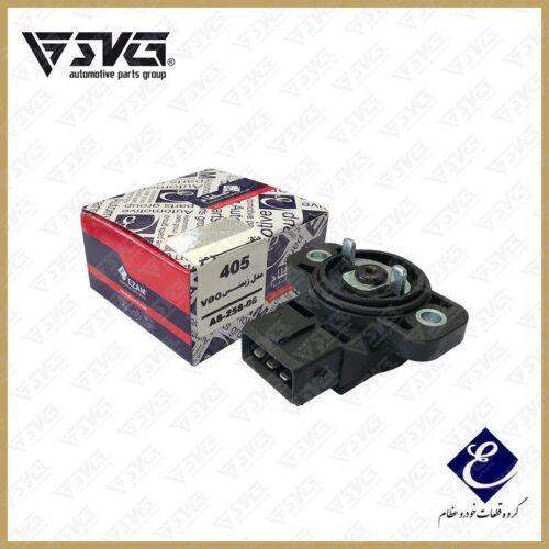 سنسور موقعیت دریچه گاز زیمنس ( پتانسیومتر ) VDO پژو 405 عظام