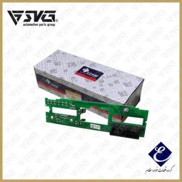 برد الکترونیکی (کنترل پنل تهویه مطبوع)پژو 405 HVC عظام