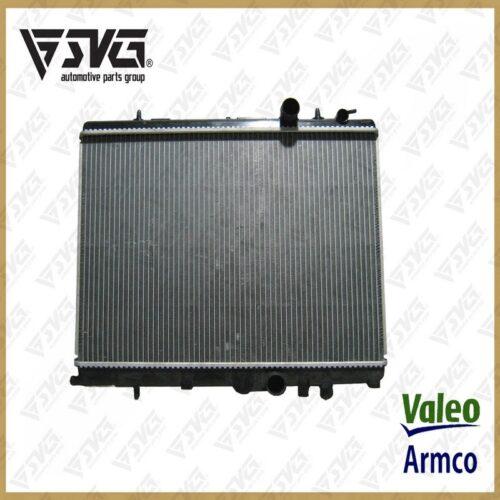 رادیاتور آب لوله پهن (اوتومات) پژو 206 آرمکو