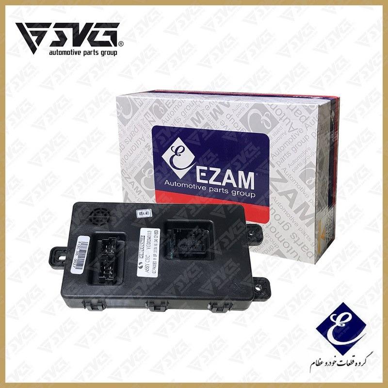 واحد مرکزی الکترونیکی کنترل امکانات داخل خودرو مشترک تمامی خودروها ECU