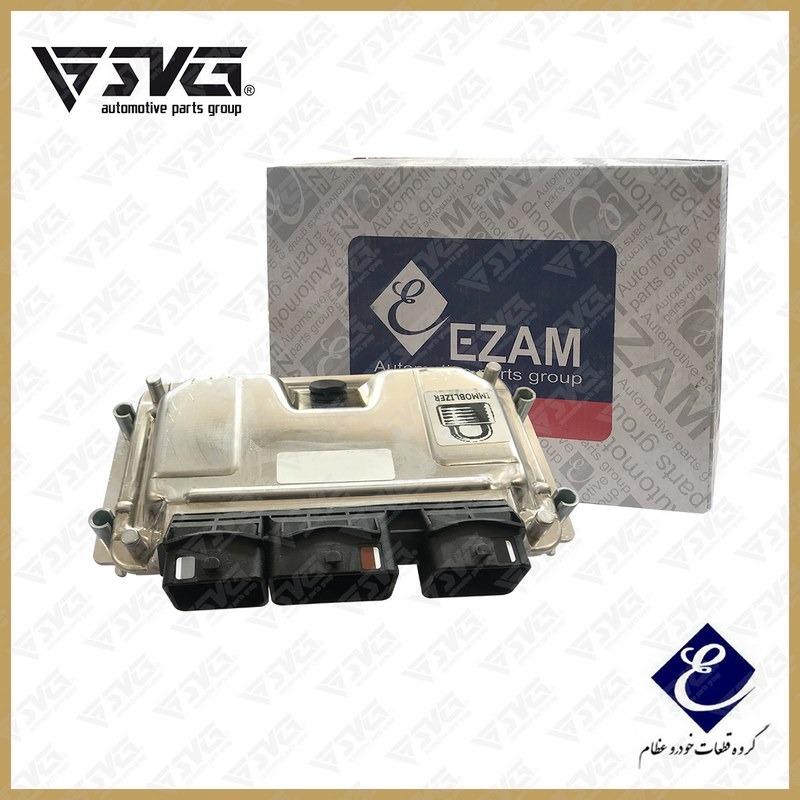 جعبه الکترونیکی موتور پژو 405 ECU ایموبلایزر دار عظام