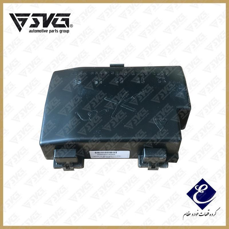 درب جعبه محافظ نود جلو فیوز ها P6L پژو 206 عظام