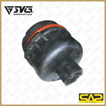 درپوش پایه فیلتر روغن پژو 206 تیپ 2 و 5 سوخت آما