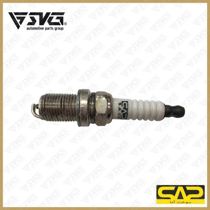 شمع موتور انژکتوری تک پلاتین گاز سوز پراید +SFR7DC سوخت آما