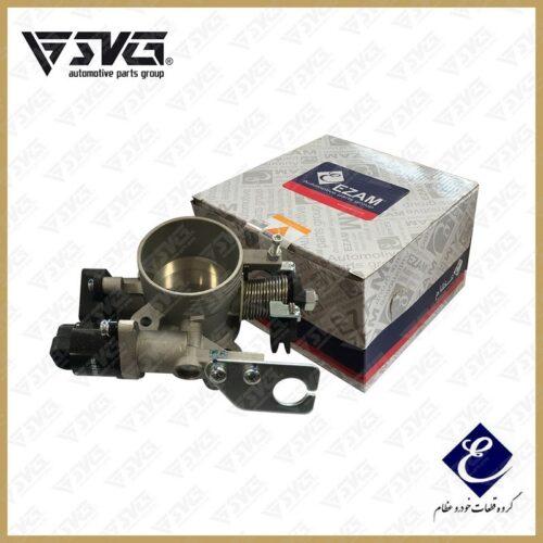 دریچه گاز مکانیکی SSAT پژو TU5 206 عظام