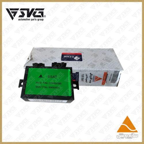 یونیت الکترونیکی ایموبلایزر پژو 206 SSAT TU5 عظام