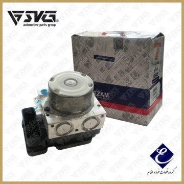 واحد کنترل سیستم ترمز ضد قفل پژو 405 عظام ( بلوک ABS - مودلاتور ABS )
