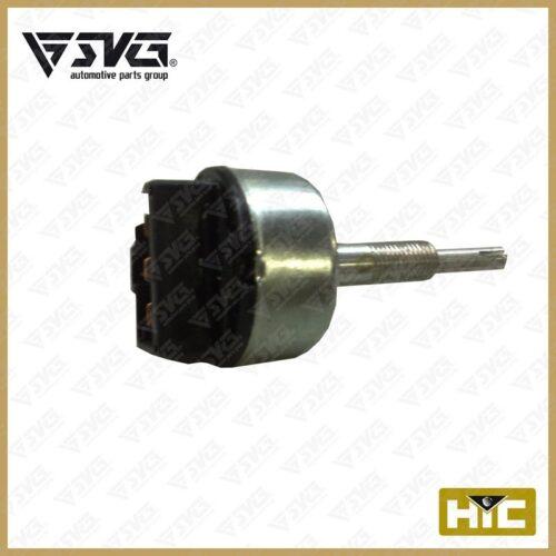 کلید بخاری ( ولوم - سلکتور ) کامل پراید HIC