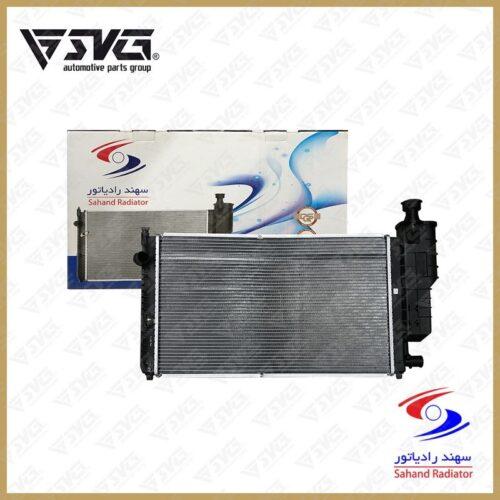 رادیاتور آب بنزینی سمند سهند رادیاتور