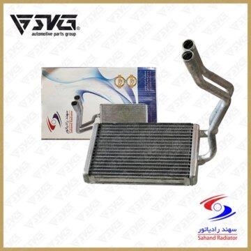 رادیاتور بخاری لوله ثابت پژو 405 سهند رادیاتور