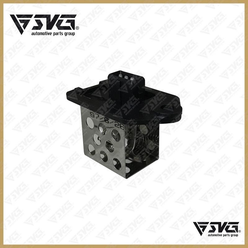 مقاومت فن پژو 206 SVG