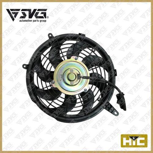 مجموعه فن رادیاتور کولر سردساز فاز7 پاناسونیک پراید HIC