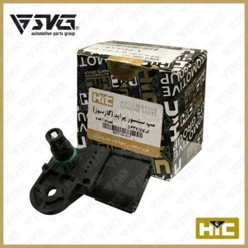 مجموعه انژکتور گاز و سنسور فشار و دمای CNG پراید HIC