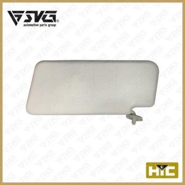 آفتابگیر پایه پلاستیکی طرح جدید کرم چپ پراید HIC