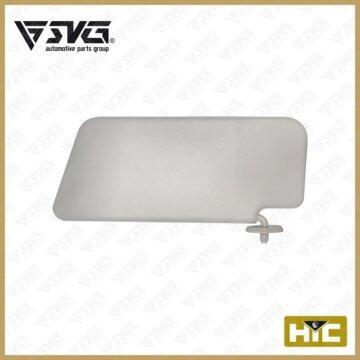 آفتابگیر پایه پلاستیکی طرح جدید طوسی چپ پراید HIC