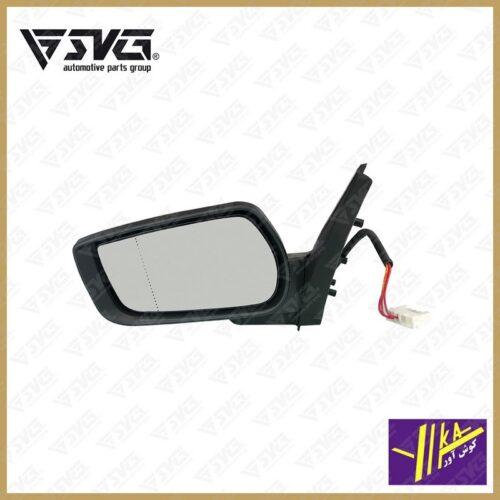 آینه برقی چپ طرح جدید ( خرگوشی ) پژو 405 کوش آور