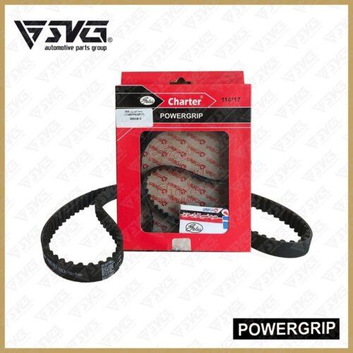 تسمه تایم پژو 405 ( power grip ( 114RPP9/5P17
