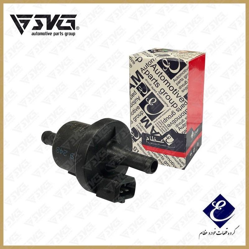 شیر بخارات بنزین ( شیر کنیستر برقی ) پژو 405 XU7-SSAT عظام