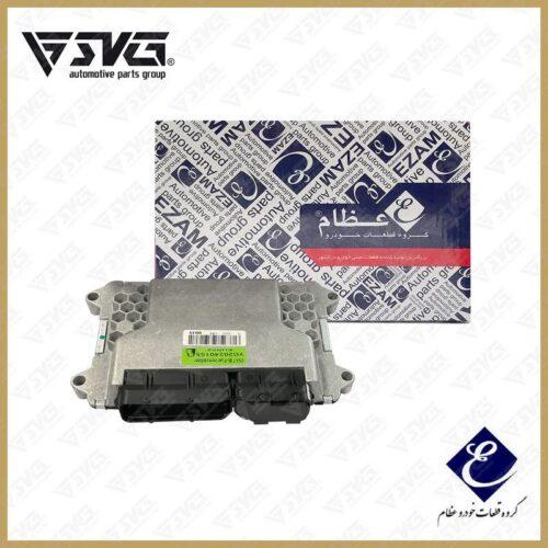 مجموعه جعبه الکترونیکی موتور ECU دوگانه پژو 405 XU7 یورو 2 عظام
