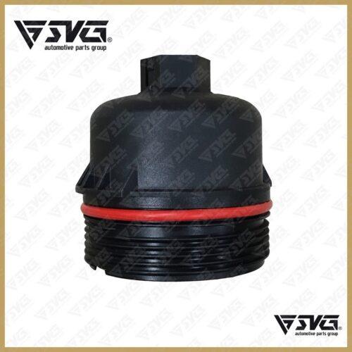 درپوش پایه فیلتر روغن پژو 206 تیپ 2 و 5 SVG
