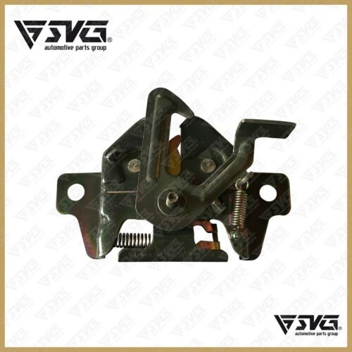 قفل درب موتور پراید SVG