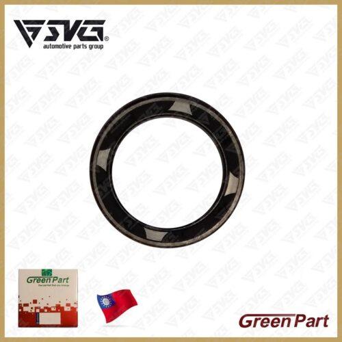 کاسه نمد اویل پمپ یا سینی جلو موتور ( تاپ کاور ) آردی green part