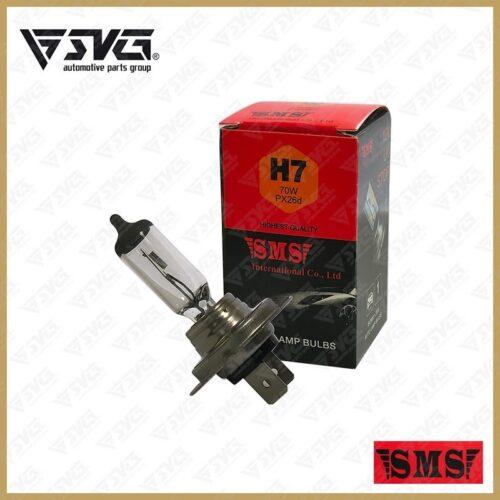 لامپ پرشیایی SMS H7 12V70W