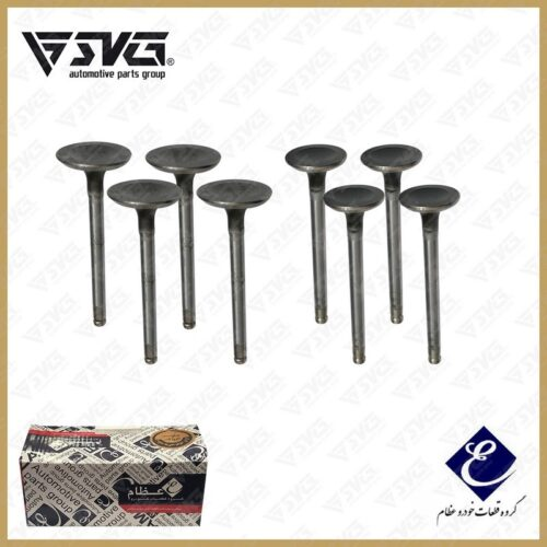 ست سوپاپ دود و بنزین پیکان تعمیر اول (ساوه-STYM) عظام