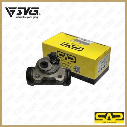 سیلندر ترمز چپ ABS ( پمپ چرخ عقب ) پژو 405 سوخت آما
