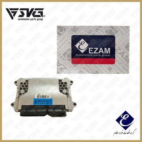 مجموعه جعبه الکترونیکی ECU پارس موتور SSAT TU5 عظام