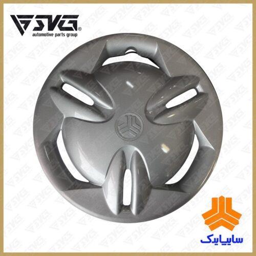 قالپاق چرخ فول ( 4 درب ) پراید سایپا یدک