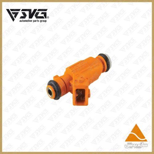 انژکتور بنزین EF7 نارنجی سمند موتور ملی سازه پویش
