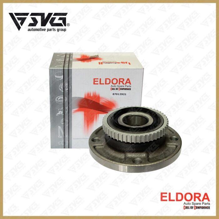 بلبرینگ توپی چرخ عقب ABS پژو 405 ELDORA