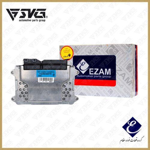 مجموعه جعبه الکترونیکی موتور بنزینی SSAT XU7 یورو 2عظام