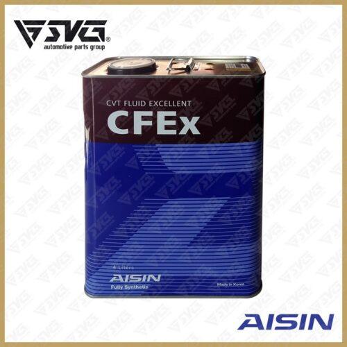 روغن گیربکس 4 لیتری ( فول سنتتیک ) اتوماتیک AISIN CVT