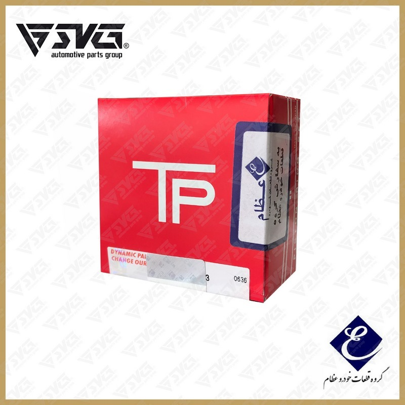 رینگ TP پیستون نیسان 0.75 Z24 عظام