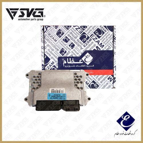 جعبه الکترونیکی موتور پژو 206 تیپ 5 SSAT عظام